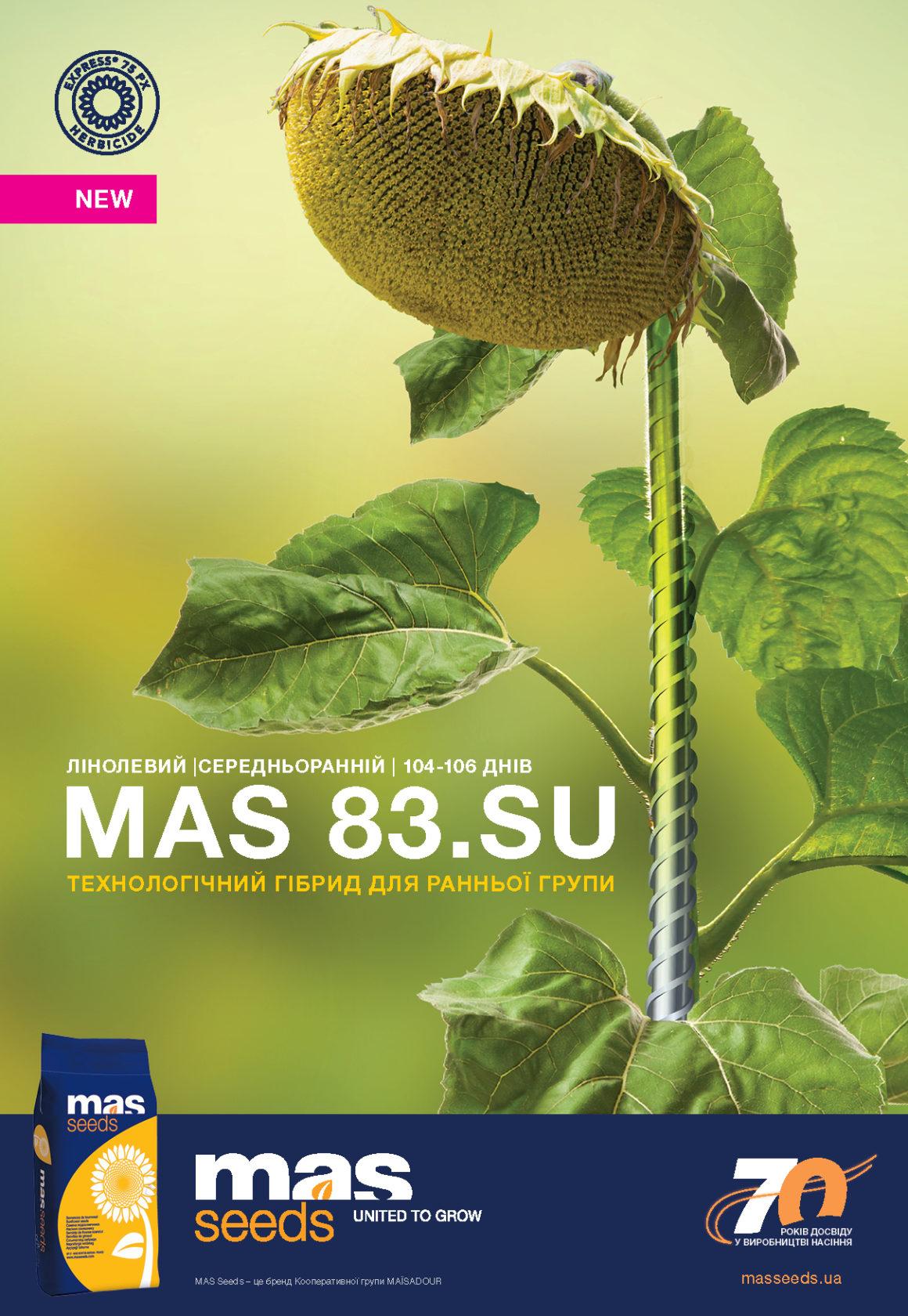 MAS 83.SU